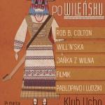 Śpiewasia Po Wileńsku - plakat