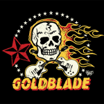 Goldblade_'Flaming_Skull'_Logo