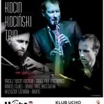 Kocin Kociński Trio - plakat