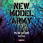 New Model Army 1080_1080 gdynia