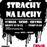 Strachy Na Lachy - plakat