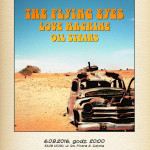 The Flying Eyes - plakat